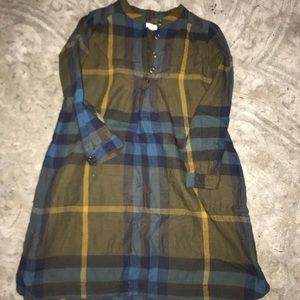 Authentic Burberry dress for 10y girl